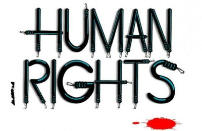 "We don't need ""human rights"", we need a society that doesn't violate them."